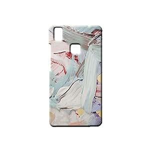 BLUEDIO Designer Printed Back case cover for VIVO V3 - G3607
