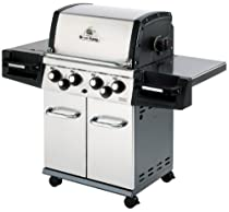 Hot Sale Broil King 956584 Regal 490 Pro Liquid Propane Gas Grill with Side Burner and Rear Rotisserie