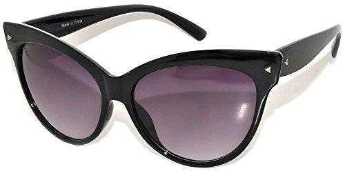Womens Vintage Cat Eye Sunglasses Uv Protection