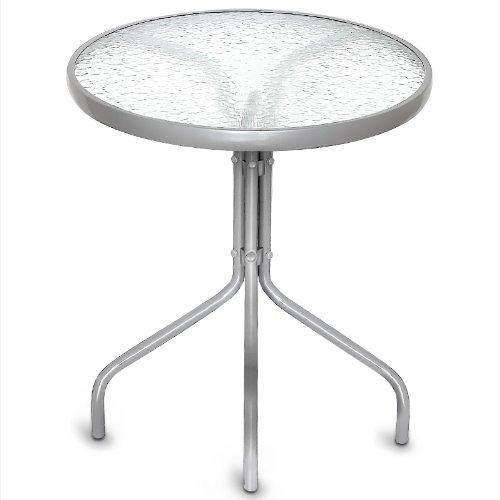 Plateau en verre rond pas cher - Table ronde en verre pas cher ...