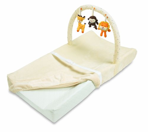 Summer Infant Plush N' Play Changing Pad  Toy