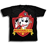 PAW Patrol: Marshall Shield Tee - Boys