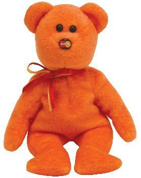 TY Beanie Baby - MC MASTERCARD VIII (8) Bear (Credit Card Exclusive)