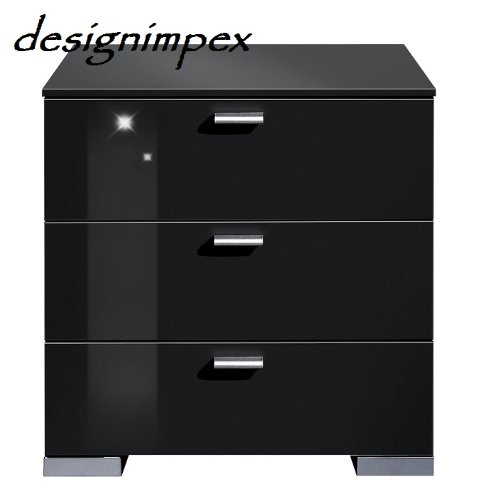 design nachtkonsole nachtkommode nachttisch boxspringbett. Black Bedroom Furniture Sets. Home Design Ideas