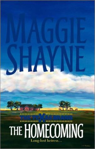 The Texas Brand: The Homecoming, MAGGIE SHAYNE
