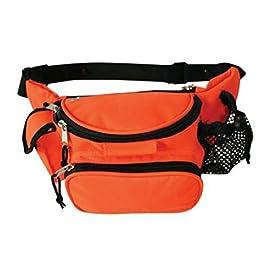 Blaze Orange Hunting Fanny Pack