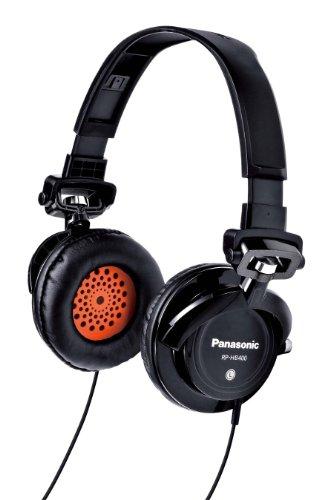 Panasonic ステレオヘッドホン 密閉型ダイナミックステレオヘッドホン ブラック RP-HB400-K