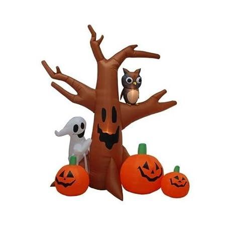 Halloween Inflatable Yard Decorations
