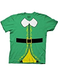 Buddy Elf Costume Christmas T shirt