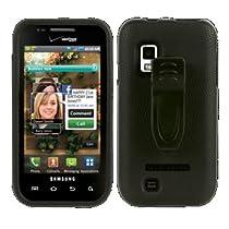 New OEM Verizon Samsung Fascinate Galaxy S Body Glove Snap On Cover