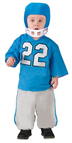 Football Player Child Costume Size Toddler