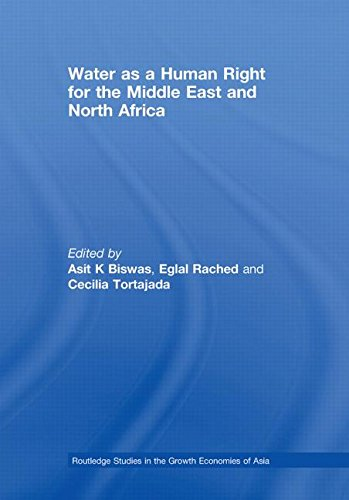 Water as a Human Right for the Middle East and North Africa (Routledge Special Issues on Water Policy and Governance)
