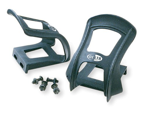 Delta Bicycle Strapless Toe Clips front-1043825