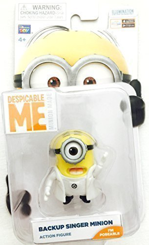 Despicable Me 2 Backup Singer Minion