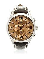 Guess Reloj de cuarzo Man W0192G1 Marrón 44 mm