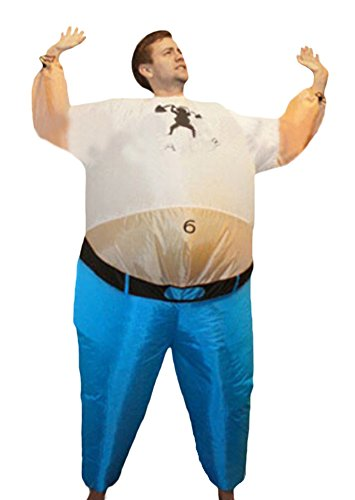 Ace Halloween Adult Inflatable Suit Popeye the Sailor Man Costumes