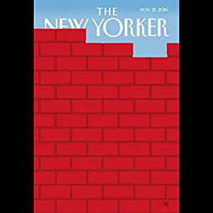 The New Yorker, November 21st 2016 (Amy Davidson, Toni Morrison, Jill Lepore) Periodical