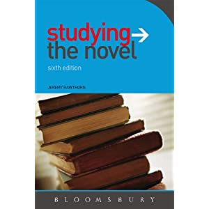 Image: Cover of Studying the Novel