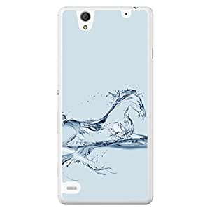 a AND b Designer Printed Mobile Back Cover / Back Case For Sony Xperia C4 (SONY_C4_1229)
