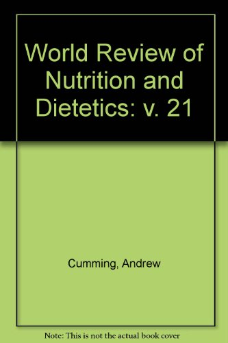 World Review Of Nutrition And Dietetics (V. 21)