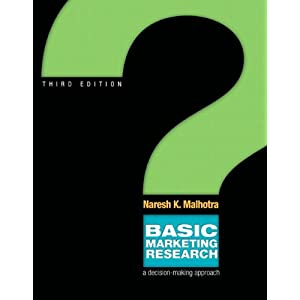Malhotra, basic marketing research | pearson.