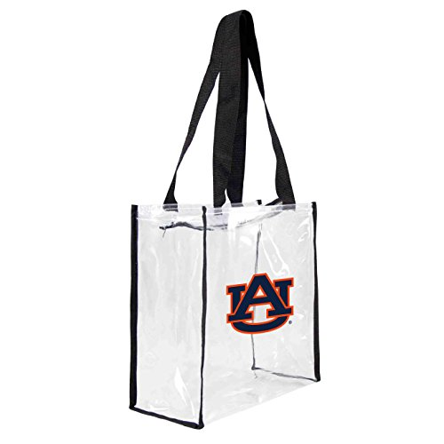 ncaa-auburn-tigers-square-stadium-tote-115-x-55-x-115-inch-clear-by-littlearth