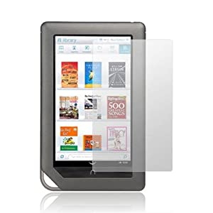 LCD Anti-Glare Screen Protector Cover Kit For Barnes&Nobles Nook Color eBook