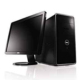 Dell Inspiron i570-5189PBK Desktop Piano Black 