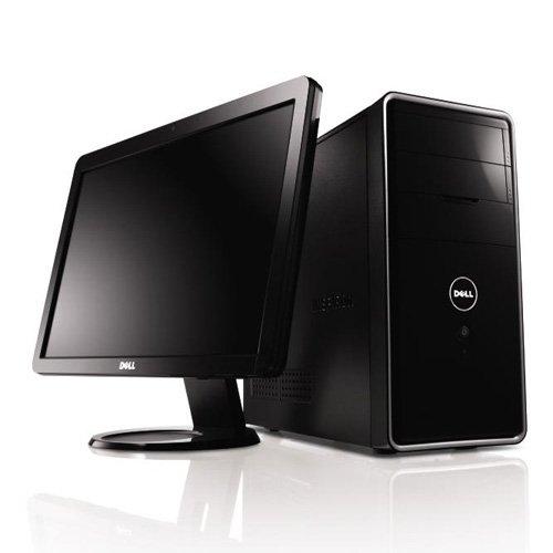 Dell Inspiron i560-5383NBK Desktop (Piano Black)