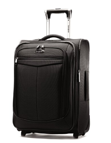 cheap samsonite luggage silhouette 12 ss upright 21 carry on luggage black one size. Black Bedroom Furniture Sets. Home Design Ideas