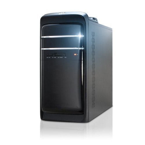 DEViLO PC 1182 - AMD Athlon II X2 270 (2x 3.4GHz) | 4GB DDR3-1333 | 500 GB SATA | nVidia Geforce GT 630 2048MB HDMI+DVI | DVD-RW | 6-Kanal-Sound | Gigabit-LAN | 420W