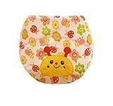CuteOn Bebé Chicas Chicos Lavable Algodón Pantalones de entrenamiento niños Orinal Pañales de tela Pañal Ropa interior Abeja L(90cm)
