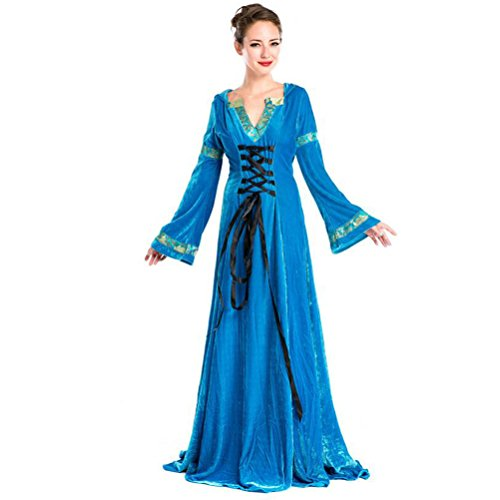 Costumes Women's Renaissance Dress Gown Masquerade Dress