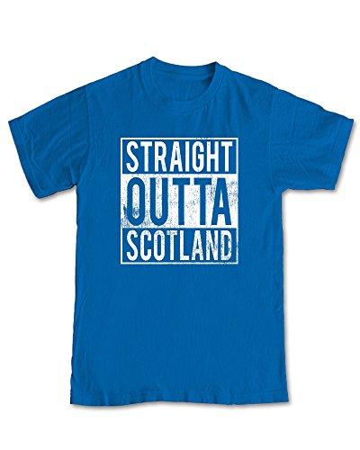 Shaw Tshirts -  T-shirt - T-shirt  - Maniche corte  - Uomo Royal Blue XX-Large