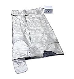 Gizmo Supply Digital Sauna Blanket with 3 Zone Controller