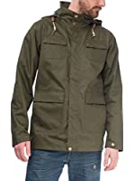 Lighthouse Chaqueta Impermeable Rigger (Verde)