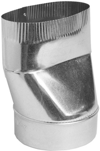 Speedi-Products SM-OTRS 05 5-Inch Oval to Round Straight Boot