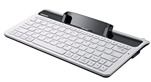 """Samsung ECR-K10AWEGSTA Full Size Keyboard Dock for the Galaxy Tab 7.0"""""""