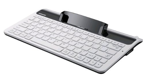 Samsung ECR-K10AWEGSTA Galaxy Tab Full Size Keyboard Dock for 7