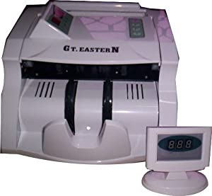 Currency Counting Machine with Fake Note Detector available at Amazon for Rs.4950