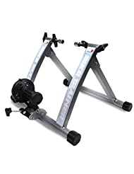Generic JRT-UK1-150908-536 [1-2506] IC RESISTAN NEW MAGNETIC RESISTANCE FOLDING GYM TRAINER EXERCISE CYCLING EXERCIS...