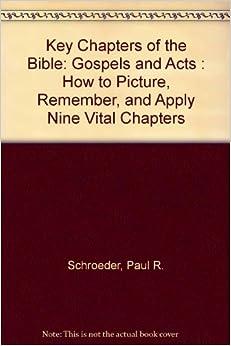 Method 10 - The Chapter Analysis Method of Bible Study