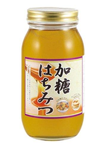 梅屋ハネー 新ワールド加糖ハチミツ 瓶 1kg