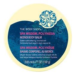 The Body Shop Spa Wisdom Polynesia Monoi Moisture Balm, 6.77 Ounce from The Body Shop