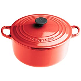 Le Creuset. Available at Amazon