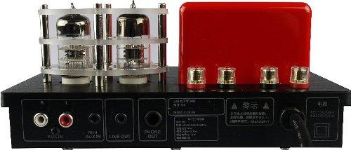 真空管usbアンプ q9 电子管放大器的usb q9 摩西摩西