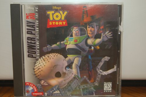 Disney's Toy Story - Power play, Video Game Action for the PC