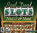 Video Games - Reel Deal Slots Nickels & More