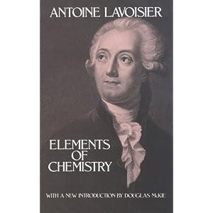 Examples List on Antoine Lavoisier