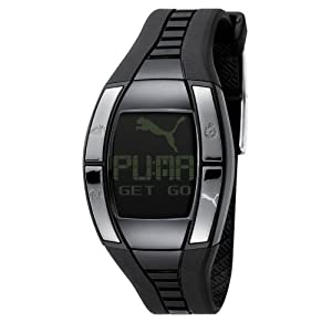 Puma Women's PU910192002 Active Collection Fluctuation Watch from PUMA